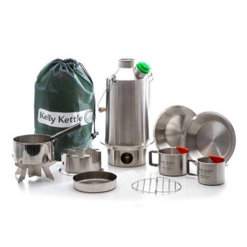 kelly kettle ultimate base camp kit