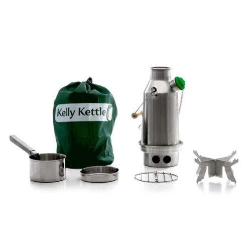 Trekker Kelly Kettle Basic Kit