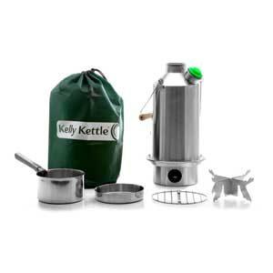Kelly Kettle Base Camp Kit