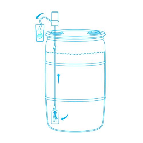 sagan life aquadrum line drawing how it works