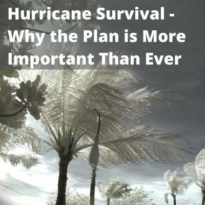 Hurricane Water Storage