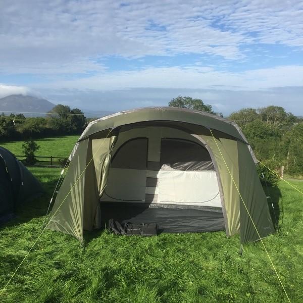 Full height tent Kelly Kettle