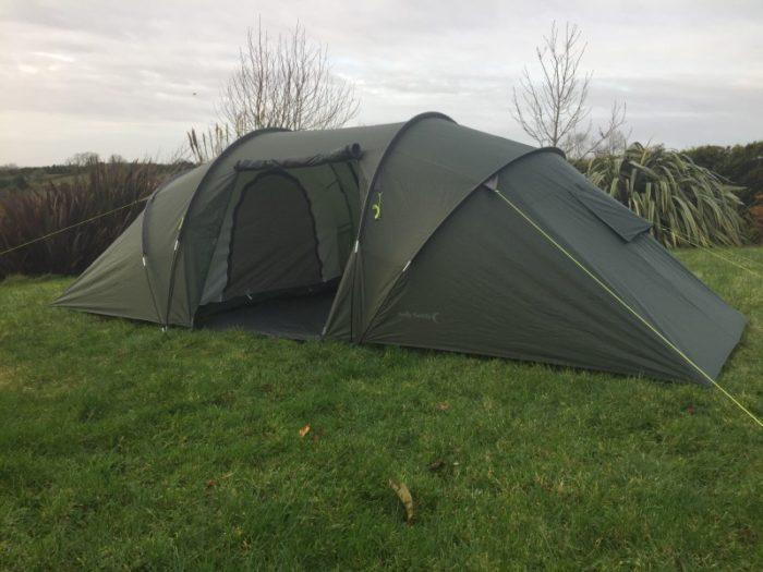 Six man tent Kelly Kettle