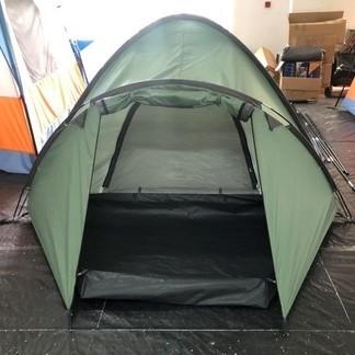 Three 3 man tent