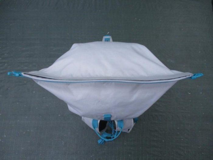 Rucksack backpack waterproof